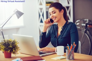 Hiring Virtual assistant